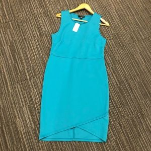 Forever 21 Plus Size Tiffany Teal Dress NWT